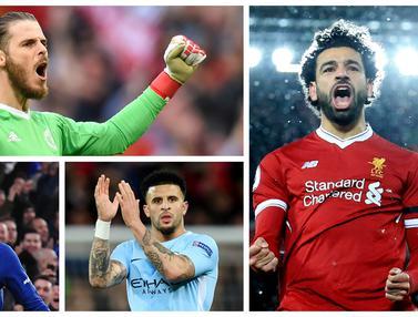 PFA, Mohamed Salah, Premier League