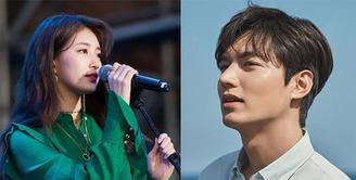 Keromantisan Lee Min Ho dan Suzy Bae kini tinggal kenangan. Sejak menjalin cinta selama tiga tahun, hubungan mereka harus kandas di tengah jalan. Namun hingga kini publik masih mencaritahu soal kisah asmara mereka. (Instagram)