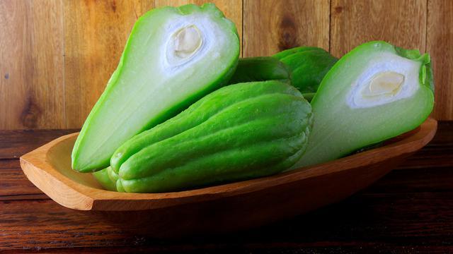 Labu Siam Sayuran Sahabat Penderita Asam Urat Health Liputan6 Com