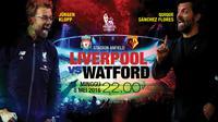 Liverpool vs Watford(Liputan6.com/Abdillah)