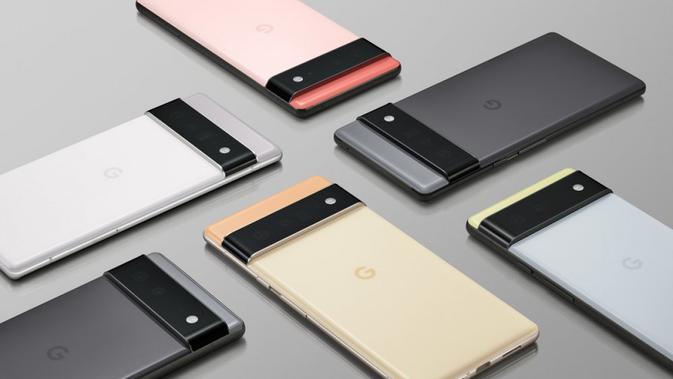 Google Ungkap Tampilan Pixel 6 dan Pixel 6 Pro, Ba