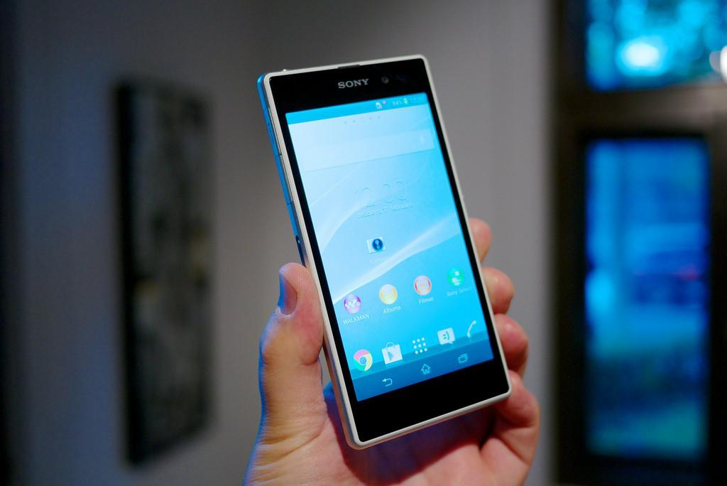 Sony Xperia Z2. (Doc: Sony Mobile)