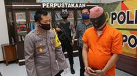 Seorang buruh serabutan di Kebumen ditangkap dan terancam denda Rp8 miliar karena narkotika jenis sabu. (Foto: Liputan6.com/Humas Polres Kebumen)