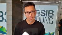 Direktur PT Persib Bandung Bermartabat (PBB), Teddy Tjahjono.