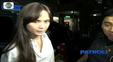 Dari hasil pemeriksaan, Renata Kusmanto, aktris yang juga istri dari Fachri Albar, negatif menggunakan narkoba.