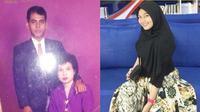 Terpisah Saat Tsunami Aceh, Wanita Ini Akhirnya Bertemu Ayahnya Berkat Media Sosial (Sumber: mStar)