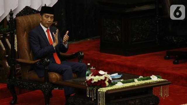 Deretan Tokoh Politik Hadiri Pelantikan Jokowi-Ma'ruf Amin