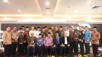 Rakernas Evaluasi Haji 1440H/2019M, di Jakarta.Dok Kemenag