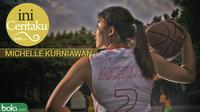 Ini Ceritaku Michelle Kurniawan (Bola.com/GRAFiS: Adreanus Titus /FOTO: Nicklas Hanoatubun)