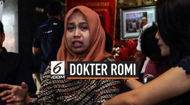 Pemerintah akhirnya memutuskan mengembalikan hak drg Romi Syofpa Ismael sebagai Calon Pegawai Negeri Sipil (CPNS) di Kabupaten Solok Selatan, Provinsi Sumatera Barat. Kesepakatan itu disampaikan dalam rapat koordinasi di Kantor Staf Presiden (KSP), S...