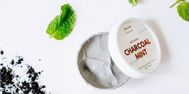 Luxcrime Charcoal Mint Mud Mask/copyright sociolla.com
