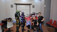 Wali Kota Risma di Geekfest 2017 (Liputan6.com / Dian Kurniawan)