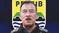 Persib Bandung - Umuh Muchtar (Bola.com/Adreanus Titus)