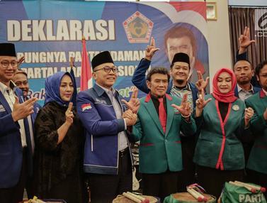 Hadapi Pemilu 2019, Partai Idaman Merapat ke PAN