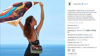 Benarkan bos dari brand fashion Louis Vuitton kini lebih kaya dari pemilik Facebook? (Foto: instagram @louisvuitton)