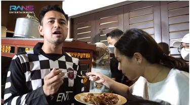 7 Momen Nagita Ngidam Jajanan, Raffi Sampai Panggil Pedangang se-Bandung