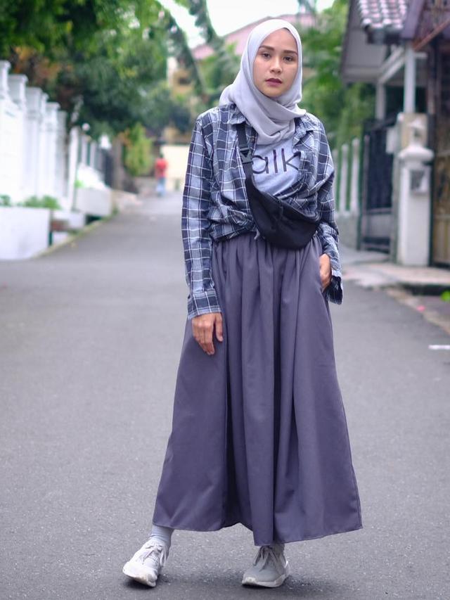 Zaskia Adya Mecca Tak Jalani Puasa Ramadan 2019 Di Jakarta Ramadan