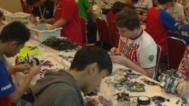 Berita World Robot Olympiade Hari Ini Kabar Terbaru Terkini Liputan6 Com