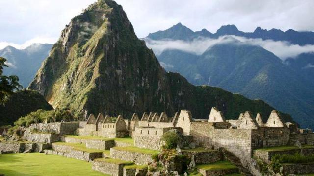 Pusat Kerajaan Inca, Machu Picchu