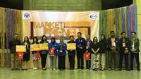 Mahasiswa Manajemen President University Runner Up Marketpreneur 4 2017