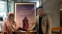 Natta Reza dan Wardah Maulina rilis buku