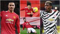 Manchester United bakal meladeni tantangan Villarreal dalam partai final Liga Europa 2020/21. Berikut lima pemain yang akan diandalkan Ole Gunnar Solskjaer untuk menumbangkan wakil Spanyol tersebut.