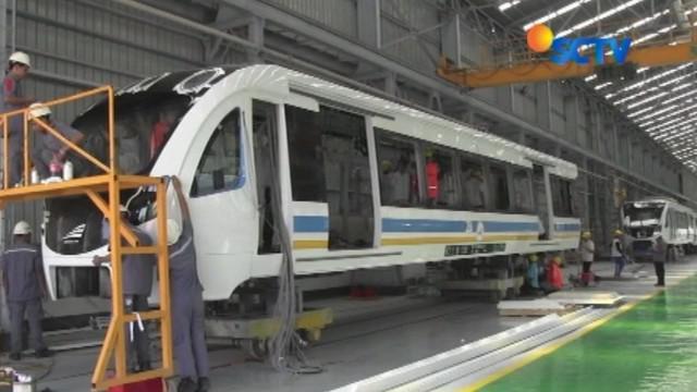 Indonesia akan punya transportasi baru yakni Light Rail Transit (LRT) buatan PT Inka yang rencananya selesai Agustus 2018.