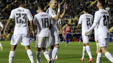 Real Madrid (Liputan6.com)