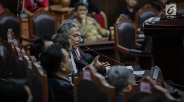 Debat Sengit Bambang dan Luhut di Sidang Sengketa Pilpres