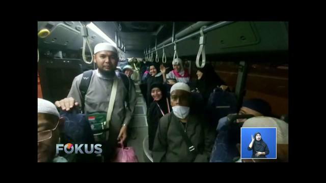 Jemaah calon haji di seluruh dunia mulai berangkat untuk menjalankan wukuf di Padang Arafah.