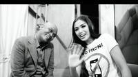 Jessica Iskandar dan Sapri. (instagram.com/inijedar)