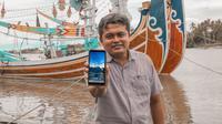 Aplikasi Laut Nusantara Tambahkan Fitur Baru untuk Mudahkan Nelayan Tangkap Ikan Bernilai Ekonomi Tinggi