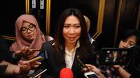 Susi Susanti terpilih menjadi Kepala Binpres di PBSI yang dipimpin Wiranto (Liputan6.com/Helmi Fithriansyah)