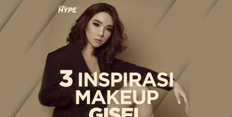 Seperti apa inspirasi makeup ala Gisel? Yuk, kita cek video di atas!