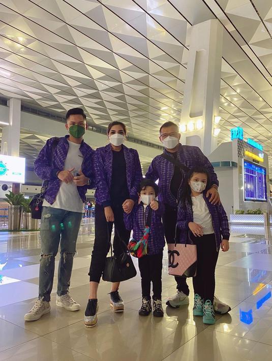 Keluarga Anang Hermansyah dan Ashanty (Instagram/ashanty_ash)