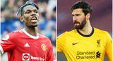 Manchester United dan Liverpool akan saling berhadapan pada laga pekan ke-9 Premier League 2021/2022 di Old Trafford. Berikut deretan pemain termahal yang akan menghiasi laga tersebut.