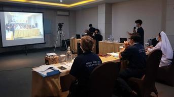 Intip Keseruan Lomba Rohani Virtual ala Jemaat Gereja Katolik di Riau