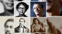 Walaupun mereka kemudian tidak pernah terdengar, sejumlah orang berikut ini telah mengubah dunia. (Sumber World Economic Forum)