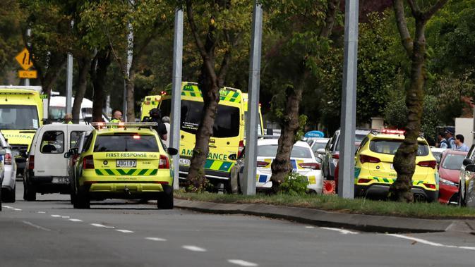 Penembakan Di Selandia Photo: Terkuak, Sebelum Penembakan Di Selandia Baru Pelaku