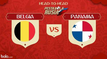 Berita video head-to-head Piala Dunia Rusia 2018: Belgia vs Panama.