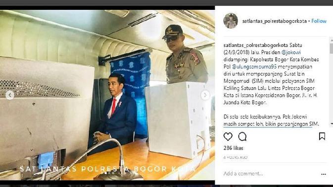 DYAN Pengunjung Bisa Perpanjang SIM Gratis di IIMS 2019 , Ini Syaratnya - Otomotif Liputan6.com