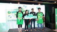 GrabFood mengembangkan GrabKitchen hingga akhir 2019 mereka menargetkan 50 GrabKitchen di seluruh Indonesia (Liputan6.com/Komarudin)