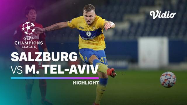 Berita video highlights RB Salzburg menang 3-1 atas Maccabi Tel Aviv pada leg II playoff Liga Champions 2020/2021, di mana striker incaran Tottenham Hotspur, Patson Daka, menorehkan dua gol, Kamis (1/10/2020) dinihari WIB.