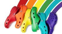 Warna-warni sepatu Crocs (Instagram @crocs)