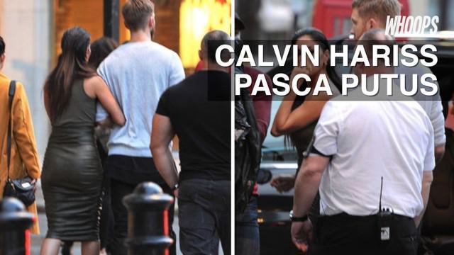 Calvin Harris baru-baru ini tertangkap kamera menggandeng mesra mantan personel Pussycat Dolls, Nicole Scherzinger