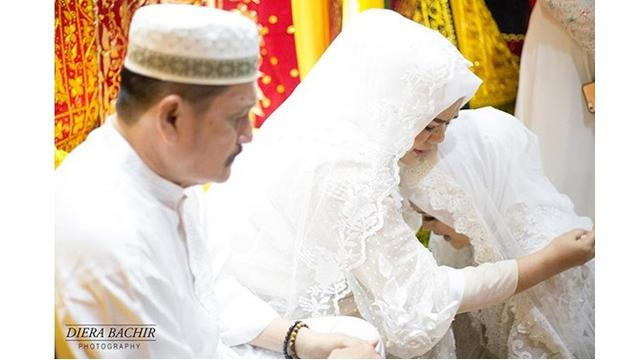 7 Momen Pengajian Cut Meyriska Jelang Pernikahan, Diwarnai Tangis Haru
