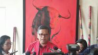 Sekretaris Jenderal PDIP Hasto Kristiyanto. (Liputan6.com/Delvira Hutabarat)