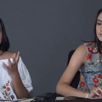 Syifa dan Amanda Menceritakan Aktivitas Selama Mereka Syuting di Bali.