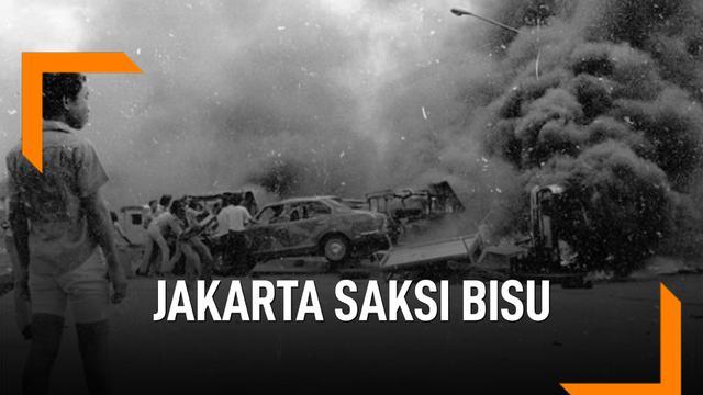 Jakarta Saksi Bisu Sejumlah Tragedi Kerusuhan