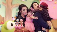 Dean Fujioka dan istrinya, Vanina [foto: instagram/tfjok]